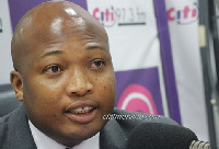 Samuel Okudzeto Ablakwa, Ranking Member on the Foreign Affairs Committee of Parliament