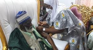 National Chief Imam Sheikh Osman Nuhu Sharubutu 24