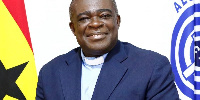 Executive Director of Alliance for Christian Advocacy Africa, Rev Dr. Kwabena Opuni Frimpong
