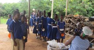 File Photo:School feeding