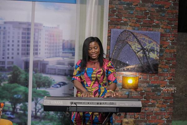 Meet Ghana's first trained music therapist Mawuyrami Ocloo