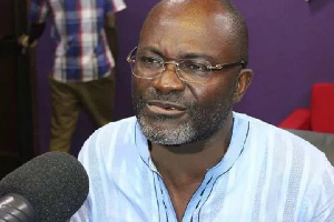 Member of Parliament for Assin Central, Kennedy Ohene Agyapong