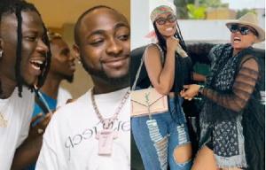 Stonebwoy, Davido, Yemi Alade and MzVee are part of musicians giving out friendship goals