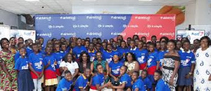 The mentorship event was on the theme
