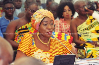 Minister of Tourism, Culture and Creative Arts, Mrs Catherine Abelema Afeku,