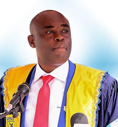 Okoe Amartey reappointed UPSA VC