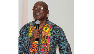 Kofi Agyarko, Director at Energy Commission