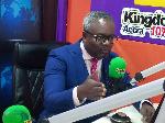 Founder of the liberal party of Ghana, Mr. Kofi Akpaloo
