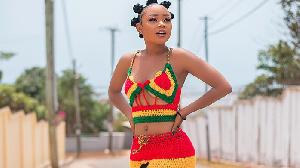 Ghanaian actress Akuapem Poloo: Rosemond Brown lawyers appeal 90 day sentence, dem file bail application