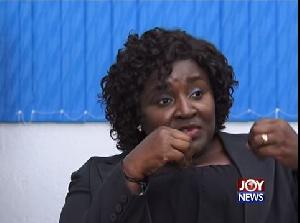 Director General Of GACC Linda Ofori Kwafo