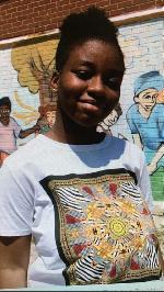 Ghanaian-Canadian student, Jordin Oppong