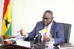 Member of Parliament for Bantama Constituency, Francis Asenso-Boakye