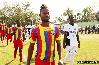 Hearts of Oak were humiliated by Royal FC