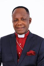 President of the Full Gospel Church International, Bishop Samuel N. Mensah