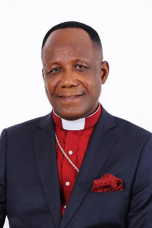 Bishop Samuel N. Mensah