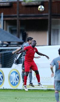 Asamoah Gyan, Kayserispor striker