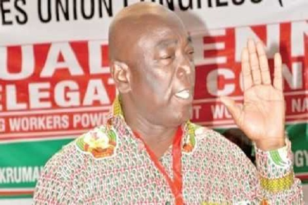 Don't belittle yourselves – TUC deputy secretary to petty traders
