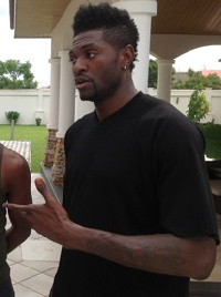 Former team-mate says Adebayor is talented but lazy