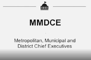 Metropolitan, Municipal and District Chief Executives