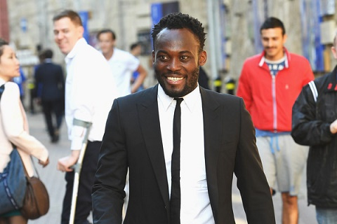 Former Chelsea player, Michael Essien