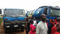 KMA fumigates homes in Kaase, Kumasi