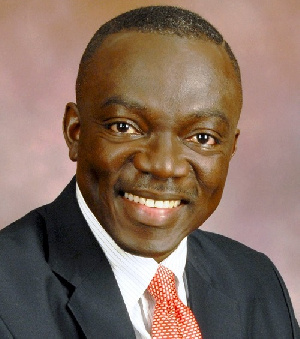 Expert in supply and value chain management, Professor Douglas Boateng