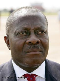 Akwasi Osei-Adjei, Former Foreign Affairs Minister