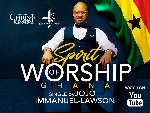 Spirit of Worship-Ghana, captures the heart and atmosphere of true worship.