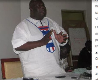 Dr Aboagye Mensah, NPP National Prayer Co-ordinator for Northern Sector