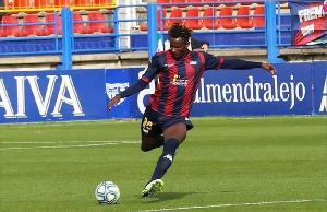 Ghanaian midfielder, Emmanuel Lomotey