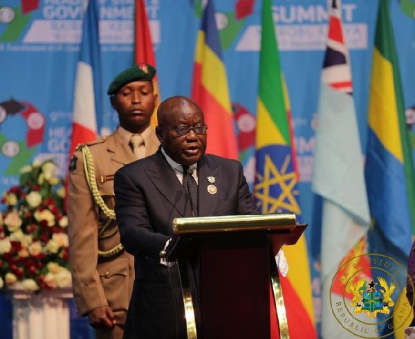Remain united; fight for a fairer world economic order – Akufo-Addo to ACP group