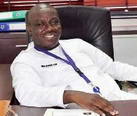 Member of Parliament for Bolgatanga Central constituency, Isaac Adongo
