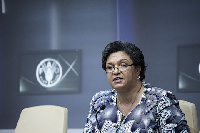Hanna Tetteh, former Minister for Foreign Affairs and Regional Integration