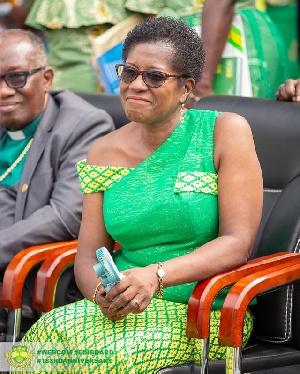 Kay Oppong Ankomah Wesley Girls Headmistress