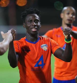 Black Stars winger, Samuel Owusu