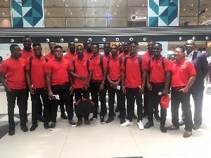 Ghana's senior men's cricket team