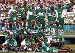 Today In Sports History: Nigeria U-23 team wins gold at 96 Olympic Games