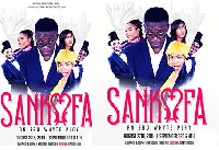Sankofa, a play by Uncle Ebo Whyte