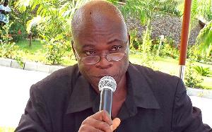 James Klutse Avedzi, Member of Parliament for Ketu North