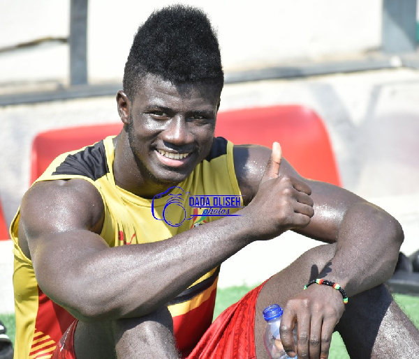 U-23 AFCON: Samuel Obeng Gyabaa excites fans at tournament with performances