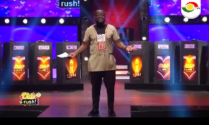 Date Rush is hosted by Giovani Caleb