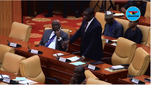 Kwame Agbodza, Adaklu MP