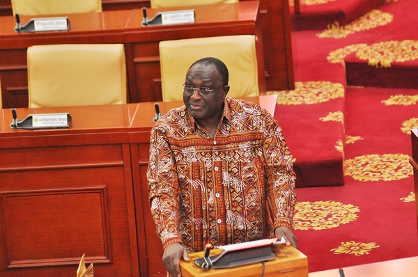 FULL TEXT: Alan Kyerematen's statement before Parliament on 1D1F initiative