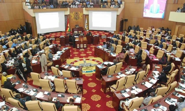 17 times NDC,NPP walked out of parliament in fourth republic
