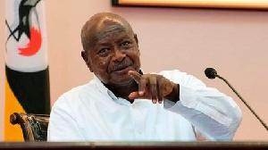 Yoweri Museveni Age