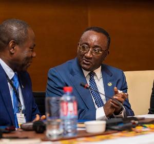 Dr Akoto Afriyie Cocobod