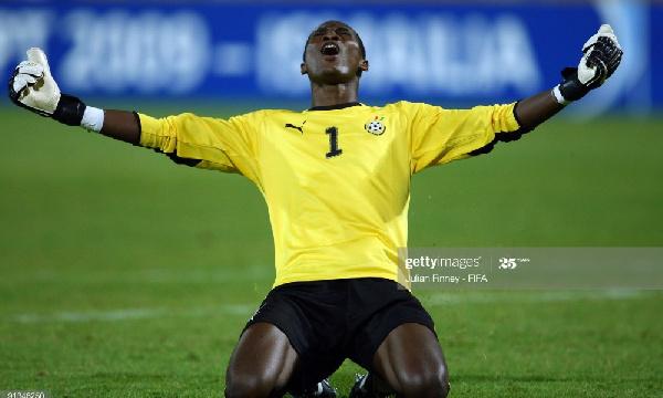 Daniel Agyei, 2009 FIFA U-20 World Cup-winning Black Satellites goalkeeper