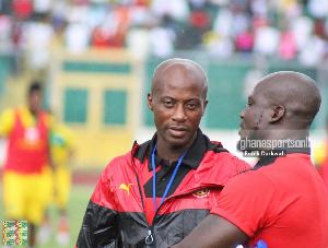 Former assistant coach of Black Stars Ibrahim Tanko