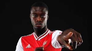 Arsenal winger Pepe
