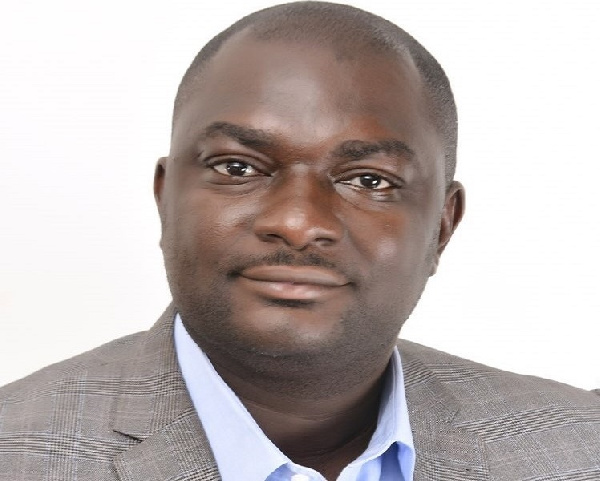 Elected NPP Parliamentary Candidate for the Mpraeso Constituency, Davis Opoku Ansah
